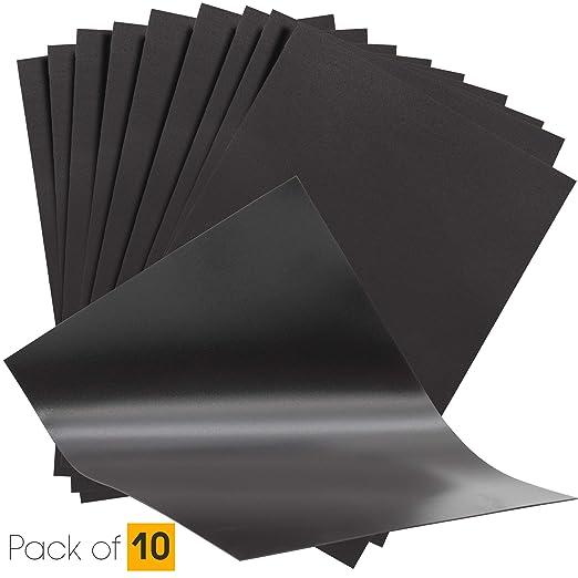 10 x A4 Flexible Magnético Hojas 0,4 mm de Spellbinder Troqueles ...
