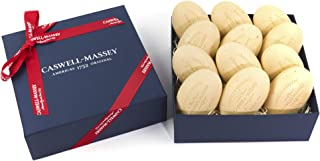 product image for Caswell-Massey Triple Milled Oatmeal Luxury Bath Soap - Year of Soap Boxed Set – 5.8 Ounce Each, 12 Bar Value Set in a Luxury Gift Box with Ribbon