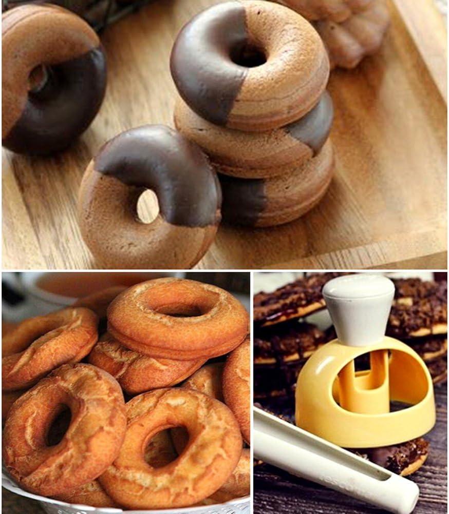 bestomz Moule pour donuts avec pince