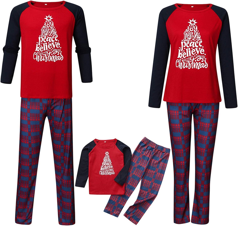 keephen Familia Navidad Conjunto de Pijamas Padre Madre Chico ...