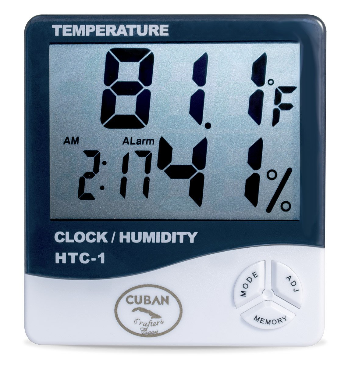 Digital Hygrometer Thermometer for Cigar Humidors