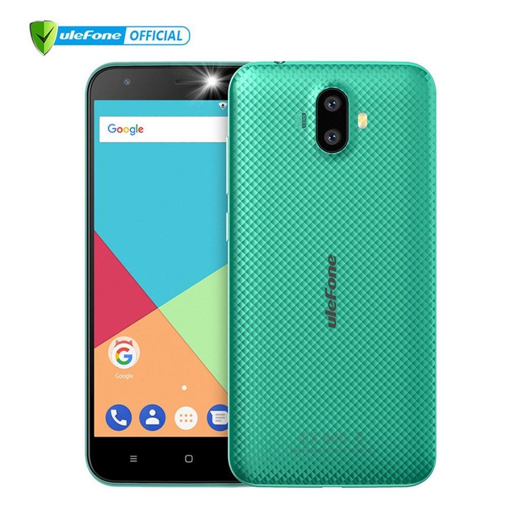 ULEFONE S7 PRO- Móviles Libres 3G (Android 7.0 Pantalla de 5.0,Cámara Trasera de 13.0MP , 16GB de ROM , 2GB de RAM, MTK6580 1.3GHz Quad Core , Dual SIM ...