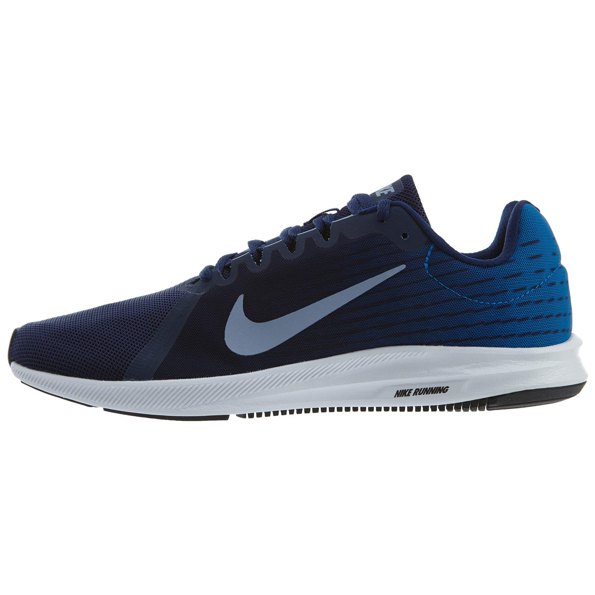 Nike Men's Downshifter 8 Running Shoe Blue Void/Indigo Fog/Photo Blue Size 9.5 M US