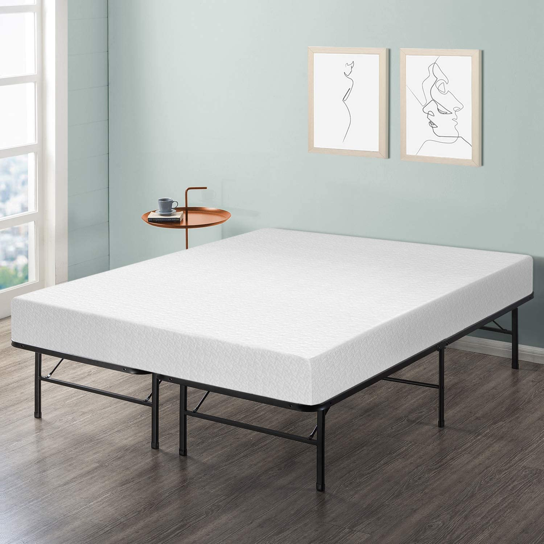 "Amazon.com: Best Price Mattress 8"" Memory Foam Mattress + Bed"