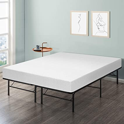 Amazoncom Best Price Mattress 8 Memory Foam Mattress Bed Frame