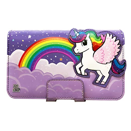 iMP 2DS XL Unicorn Open and Play Carry Case (Nintendo 2DS XL ...