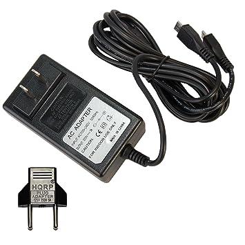 HQRP Cargador Dual micro USB / Adaptador de CA para Dell ...