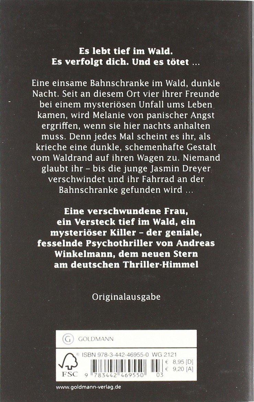 Tief im Wald und unter der Erde: Thriller (German Edition)