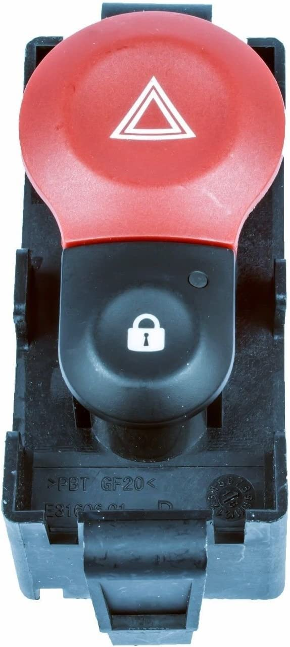 Hazard Warning Light Switch 8200/523/299//8200/483/813//8200214896//8200483813//8200523299//252100001r
