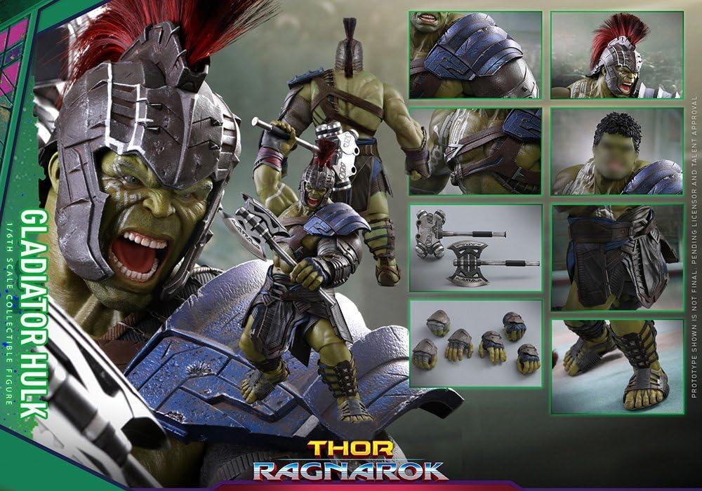 Incredible Hulk 42cm THOR RAGNAROK Marvel Action figure pezzi da collezione giocattolo