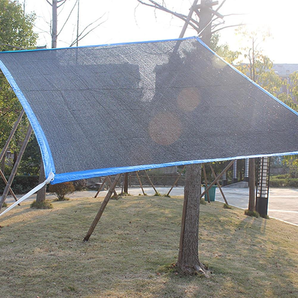 Prom-note Red de Parasol para Invernadero, Resistente a los Rayos UV, para Plantas de Jardín, 2 x 2 m, Color Negro: Amazon.es: Productos para mascotas