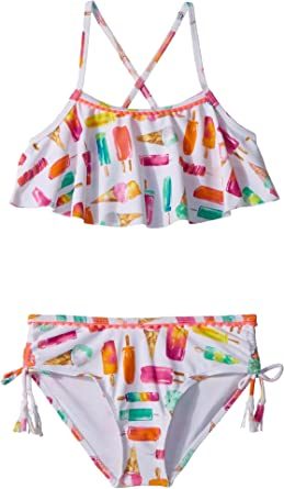 1216edfd1d Amazon.com: Kate Spade New York Kids Womens Ice Pops Two-Piece (Big ...