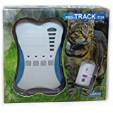 Girafus® Pro-track-tor Pet Safety Tracker RF Technology Dog and Cat Tracker Finder Locator Very Light &Small only 4.2gr