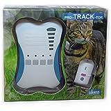 Girafus® Katze Hund pro-TRACK-tor Tracker Peilsender Ortung und Sucher / Mini RF-Tracker (8gr mit Batterie) ideal für Katzen Haustiere Hunde / Ortung in Räumen möglich zB. Nachbarskeller