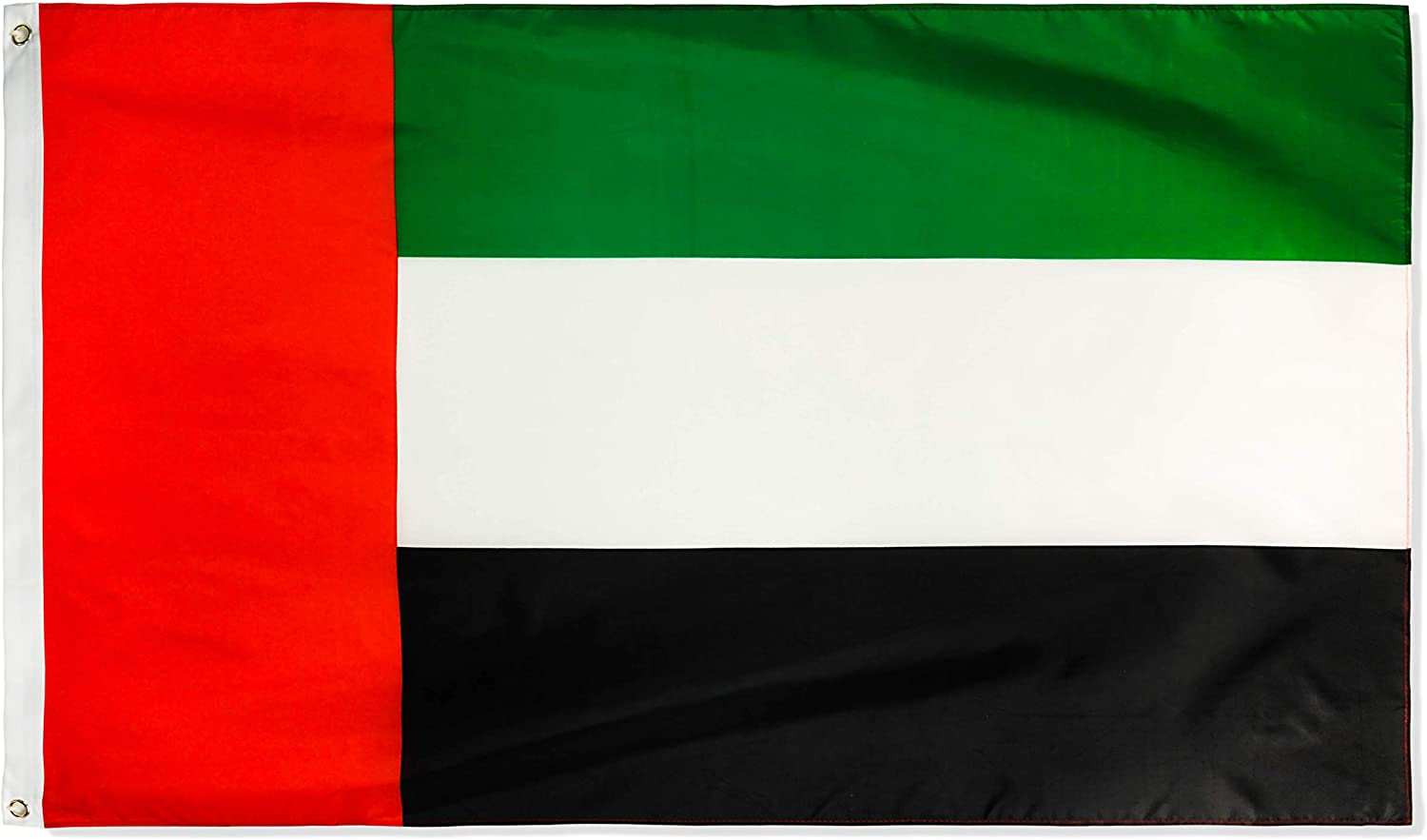 Amazon Com Danf United Arab Emirates Flag 3ftx5ft Polyester Uae