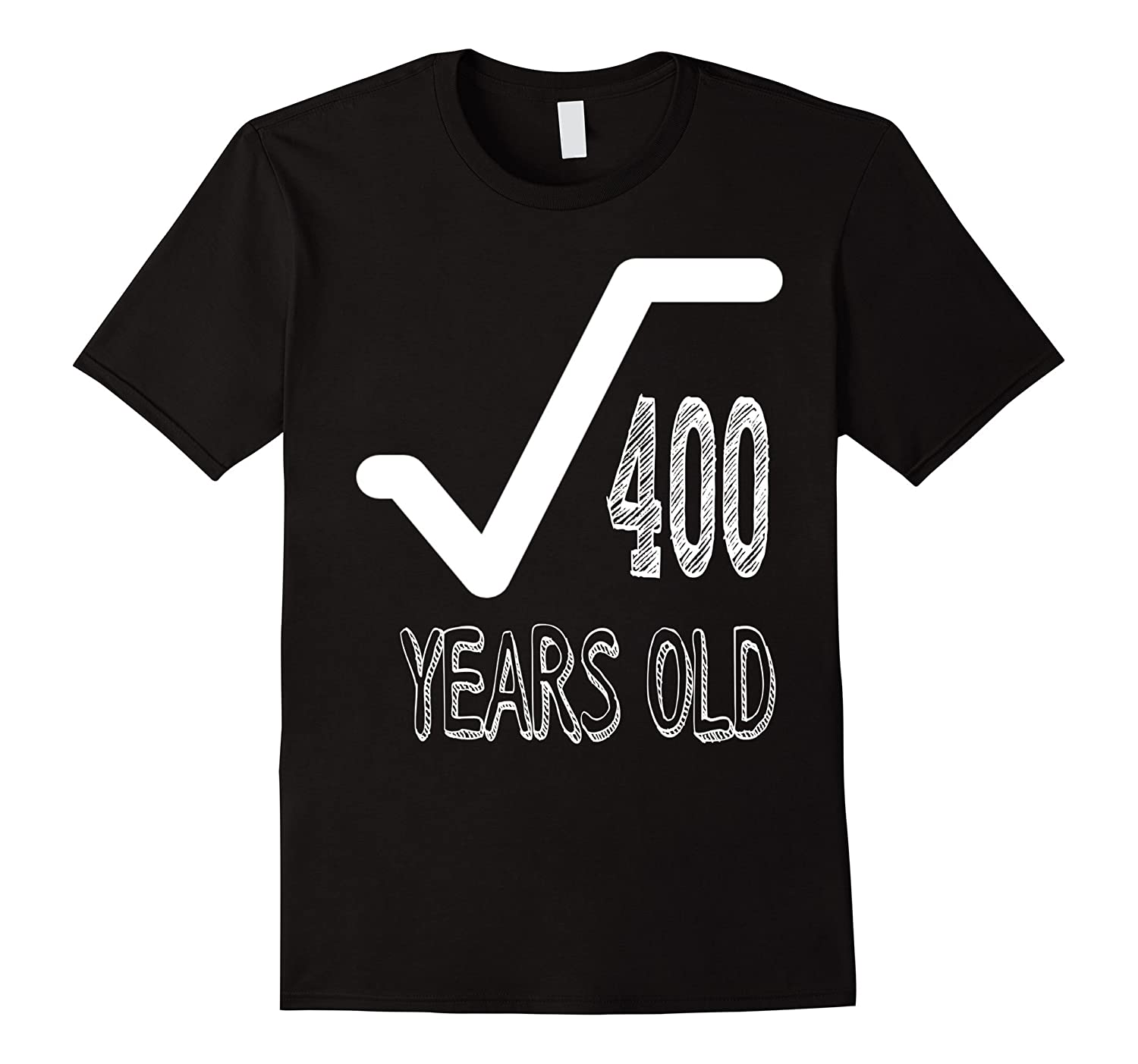 20 Years Old 20th Birthday Men Gift Dude Novelty T-Shirt-FL