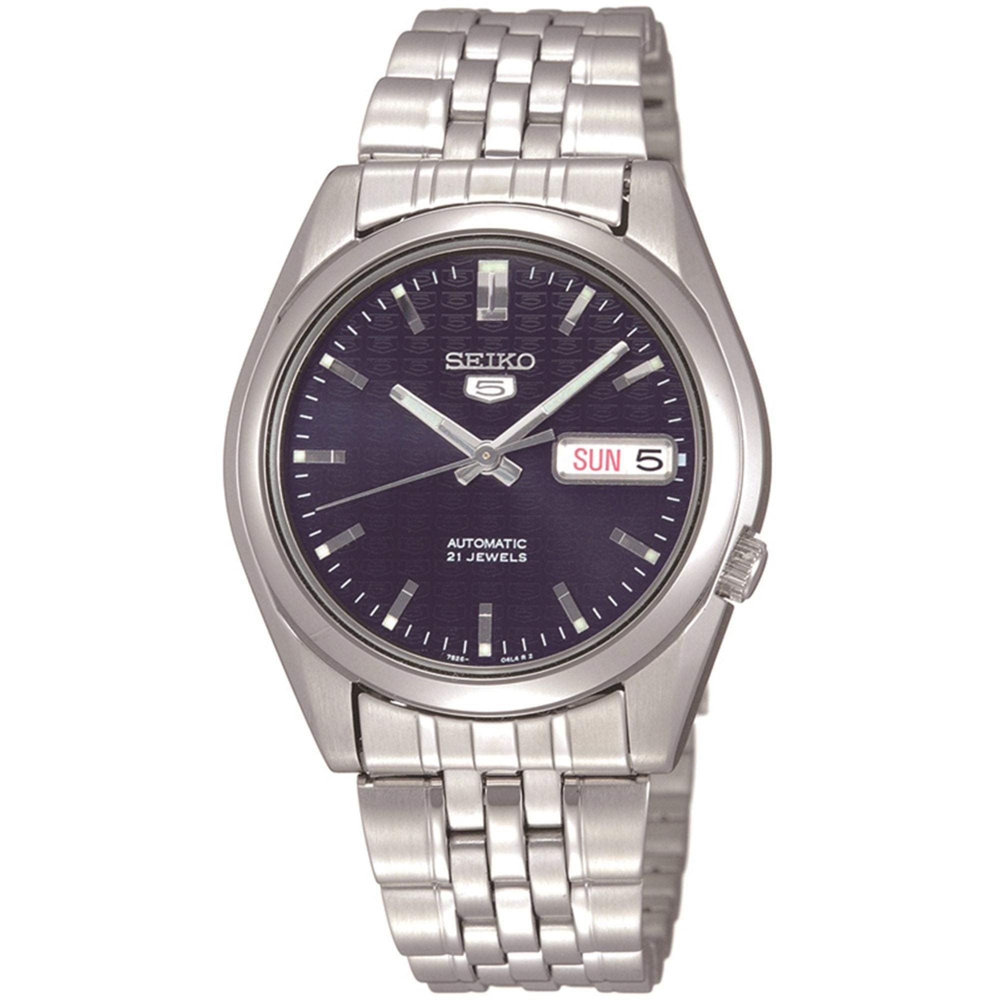 Men's SNK357 Automatic Stainless Steel Dress Watch