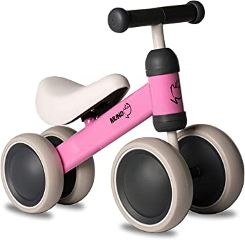 MUNDO PETIT - Bicicleta - Correpasillos - Bicicleta de Aprendizaje ...