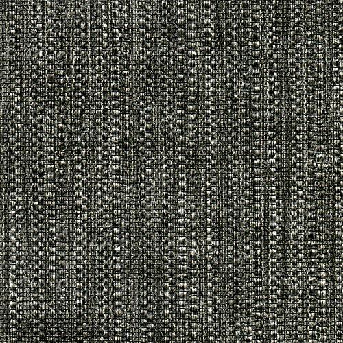 Warner 2758-8040 Biwa Vertical Weave Wallpaper, Black Backed Vinyl Wallpaper