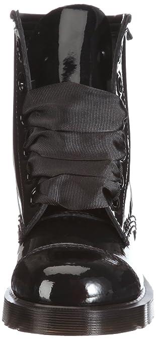 e2b165f89715 Dr. Martens GRACE 8 Eye Capper Boot BLACK Shoes Womens Black 42 EU   Amazon.co.uk  Shoes   Bags