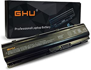 New GHU Battery 58 WH 593554-001 593553-001 MU06 593562-001 Compatible with HP G32 G42 G56 G62 G62t G72 G72t Presario CQ42 CQ43 CQ56 CQ62 CQ72 HSTNN-LB0W HSTNN-UB0W HSTNN-LB0W HSTNN-CBOW HSTNN-I84C