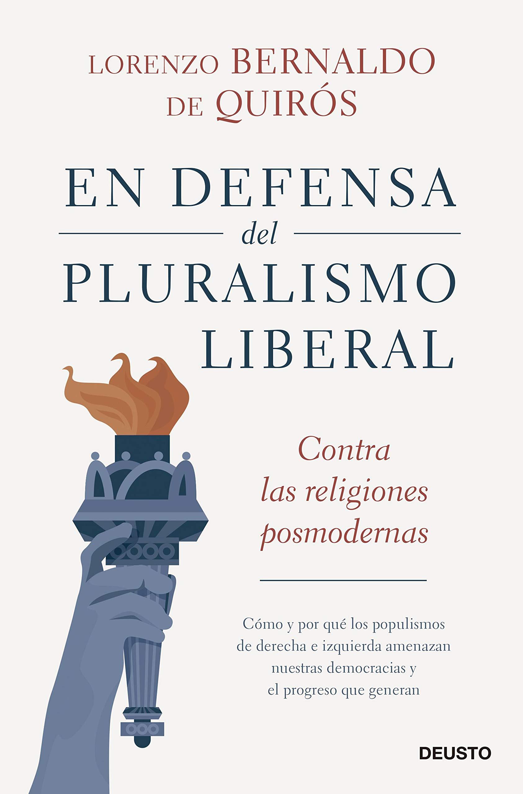 En defensa del pluralismo liberal: Contra las religiones ...