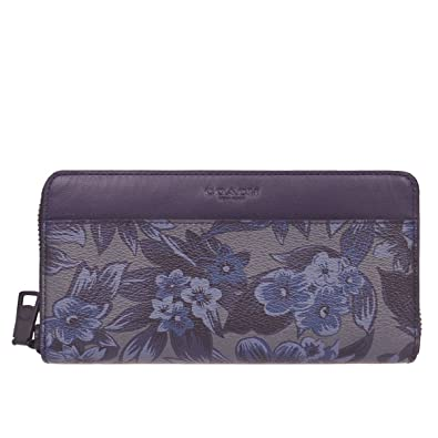 quality design d4af4 17d8b Amazon | [コーチ] COACH 財布 (長財布) F59470 ブルー ...