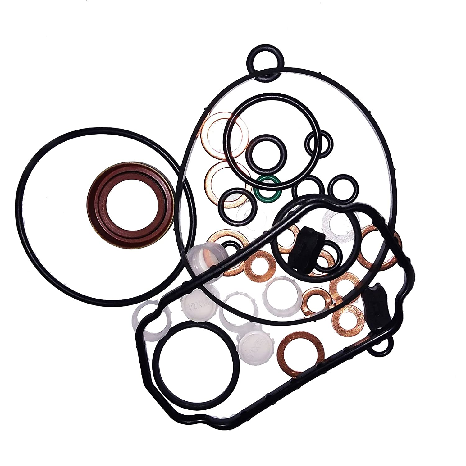 Friday Part VE Injection Pump gasket rebuild kit 1467010059 for 5.9 12V 2500 3500 Dodge Cummins