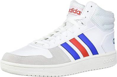 Adidas Men's Hoops 2.0 Mid Track Shoe