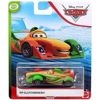 Disney/Pixar Cars Rip Clutchgoneski: Toys & Games