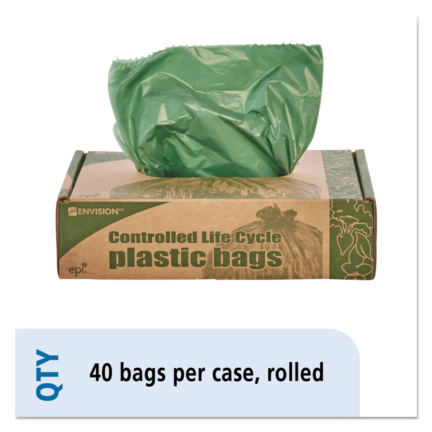 Amazon.com: eco-degradable basura Bolsa De Basura De ...