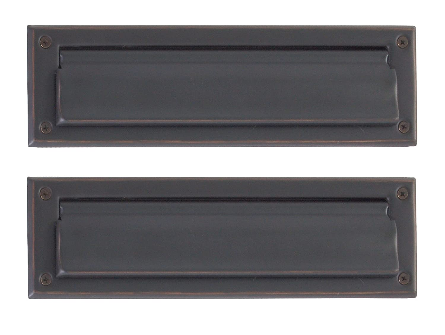 Brass Accents 0Jkco A07-M0070-609 Mail Slot