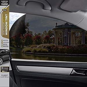 Gila USS46 Heat Shield Plus 35% VLT Automotive Window Tint DIY Extra Heat Control Glare Control 2ft x 6.5ft (24in x 78in)