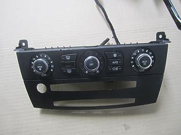 BMW E60 AC SWITCH AIR CONDITIONING CONTROL UNIT OEM 550I 545I 530I