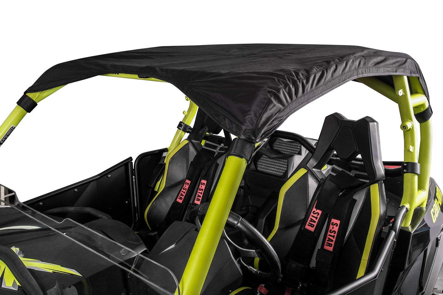 Dirt Specialties 2013-2019 CAN AM Commander 800,1000 DPS, XT UTV Soft TOP ROOF/Shade Cover