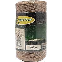 Biotop Cuerda Natural de Yute, 100 m, B2205