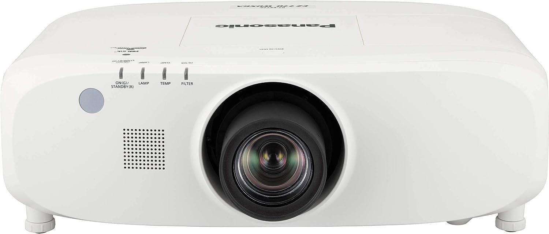Amazon.com: PANASONIC PT-EZ770ZU / PT-EZ770Z LCD Projector ...