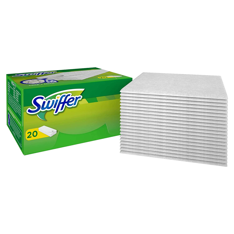 Swiffer Recambios para Mopa 4 Paquete de 20 Unidades