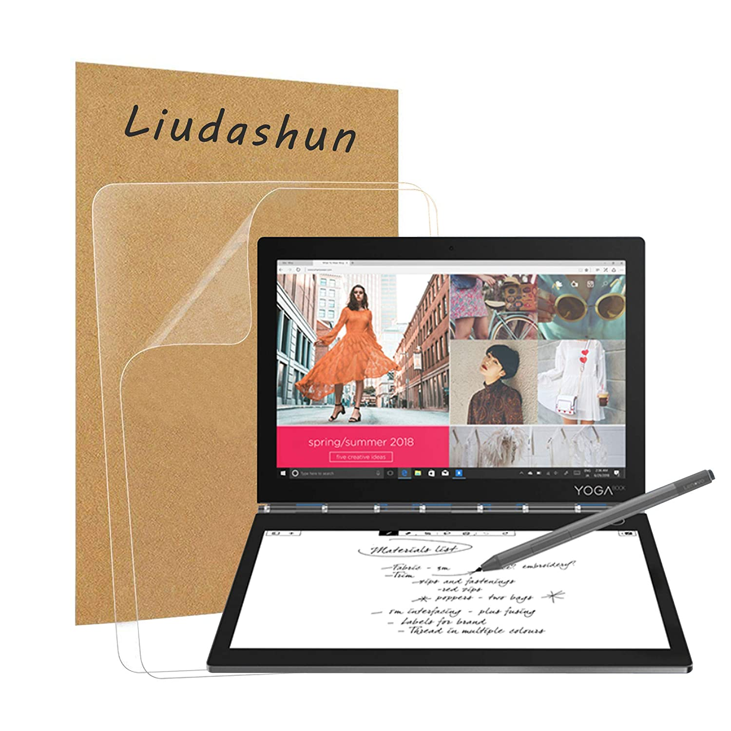 Amazon.com: Liudashun Screen Protector Film Compatible with ...