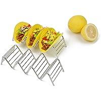 Soporte para Tacos de acero inoxidable HapWay soporte