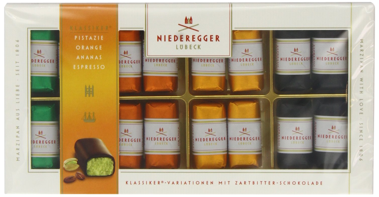 Niederegger Classic Marzipan Variations - 200 g/7.0 oz by Niederegger (Image #1)