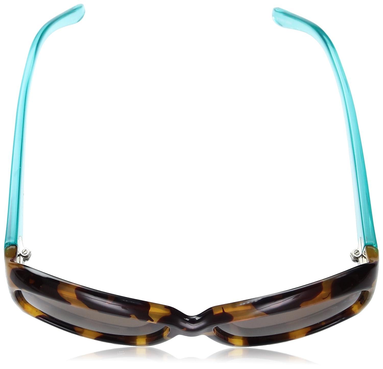 c3d47f2026 Amazon.com  Spy Optic Unisex Winnie Sweetest Thing Happy Bronze Polarized  Sunglasses  Clothing