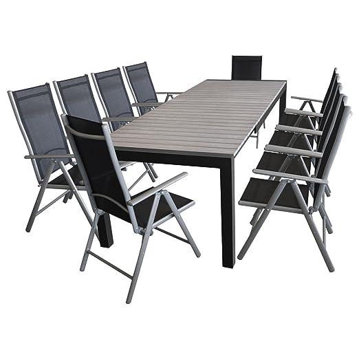 Mobiliario XXL jardín Terraza – Muebles de Jardín Conjunto de ...