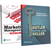 Marketing Management 15e (with free INDIAN CASES book)