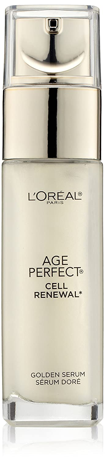 L'Oréal Paris Age Perfect Cell Renewal Golden Face Serum, 1 fl. oz. L' Oreal Paris 071249279335