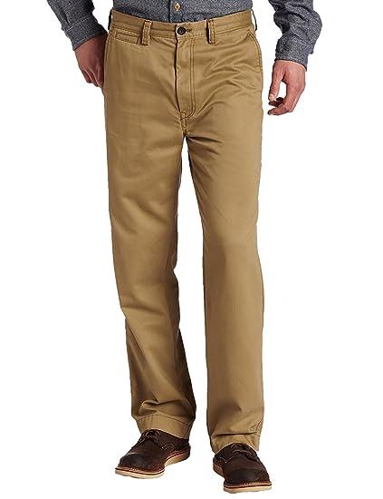 3fd158b9d87 Haggar Men s LK Life Khaki Relaxed Straight Fit Flat Front Chino Pant at  Amazon Men s Clothing store  Polo Chino Straight Men Pants