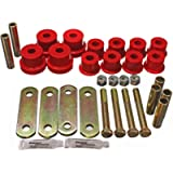 Energy Suspension 3.2134R Heavy Duty Shackle Set for GM