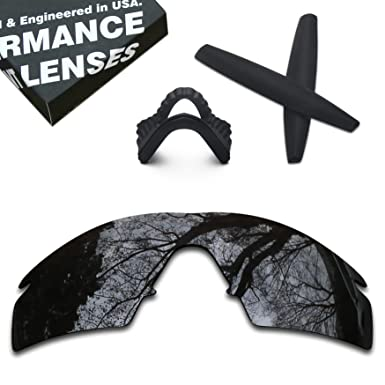 Amazon.com: Polarized Lens Replacement & Black Rubber Kits for ...