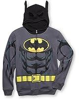 Boy's Batman Costume Hoodie Jacket