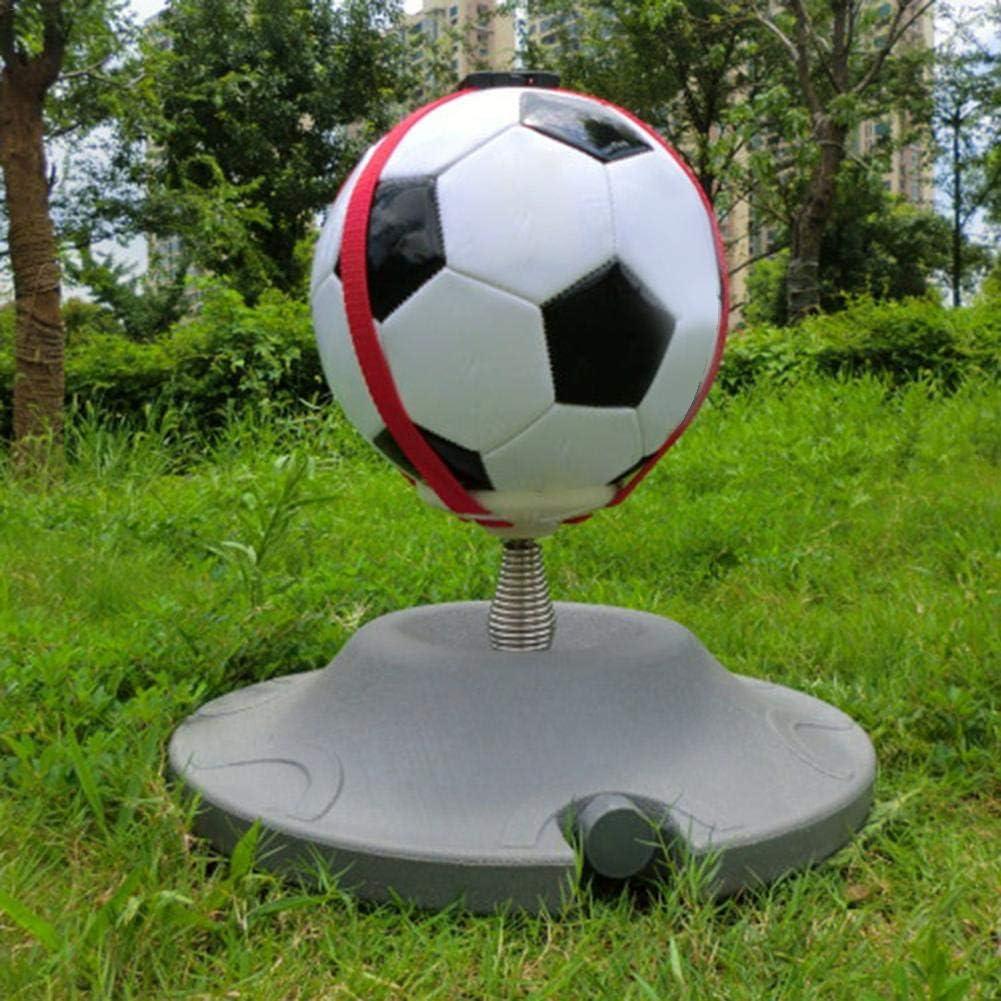 Dispositivo De Entrenamiento De Fútbol Speed Ball Entrenamiento Rápido De Pelota Base De Riego De Gran Base Y Dispositivo De Entrenamiento De Arena para Competición para Niños Y Adultos Práctica: Amazon.es: Deportes